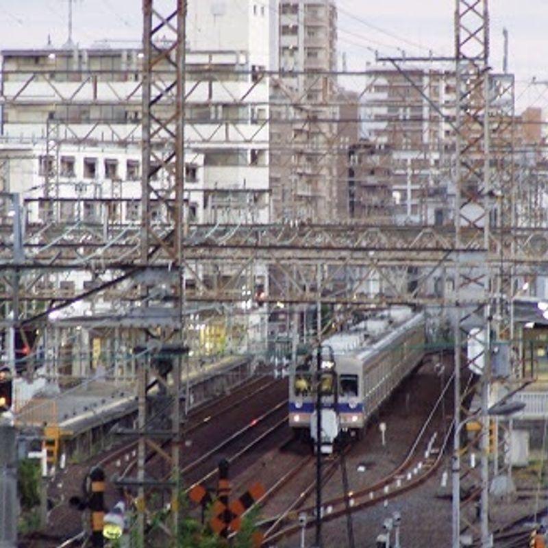 Saturday From an Osakan Train. photo
