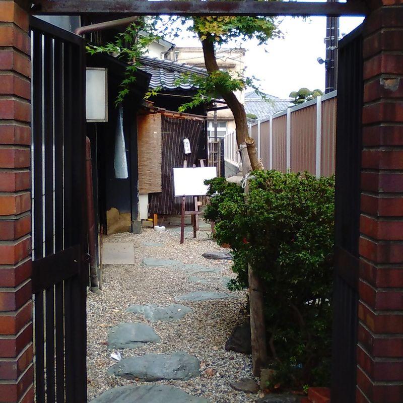 The alleyways of Kawagoe photo