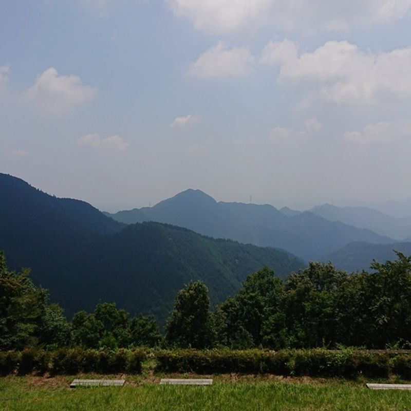 Hike from Mt. Mitake and the Rock Garden to Mt. Hinode photo