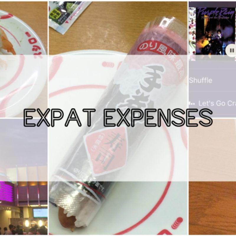 How Much?! Weekly Expense in Japan (April 23 - 29) photo