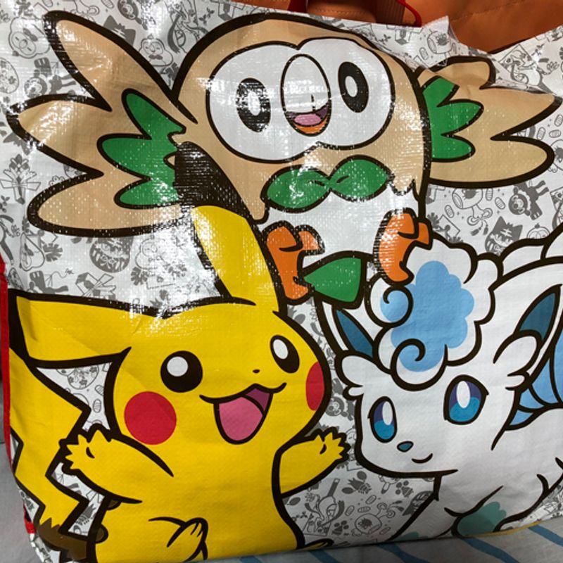 How to buy lucky bags in Japan photo
