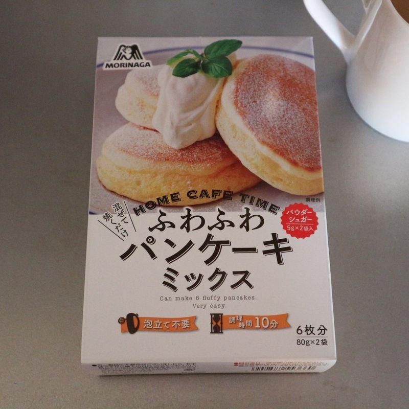 DIY ふわふわ pancakes photo