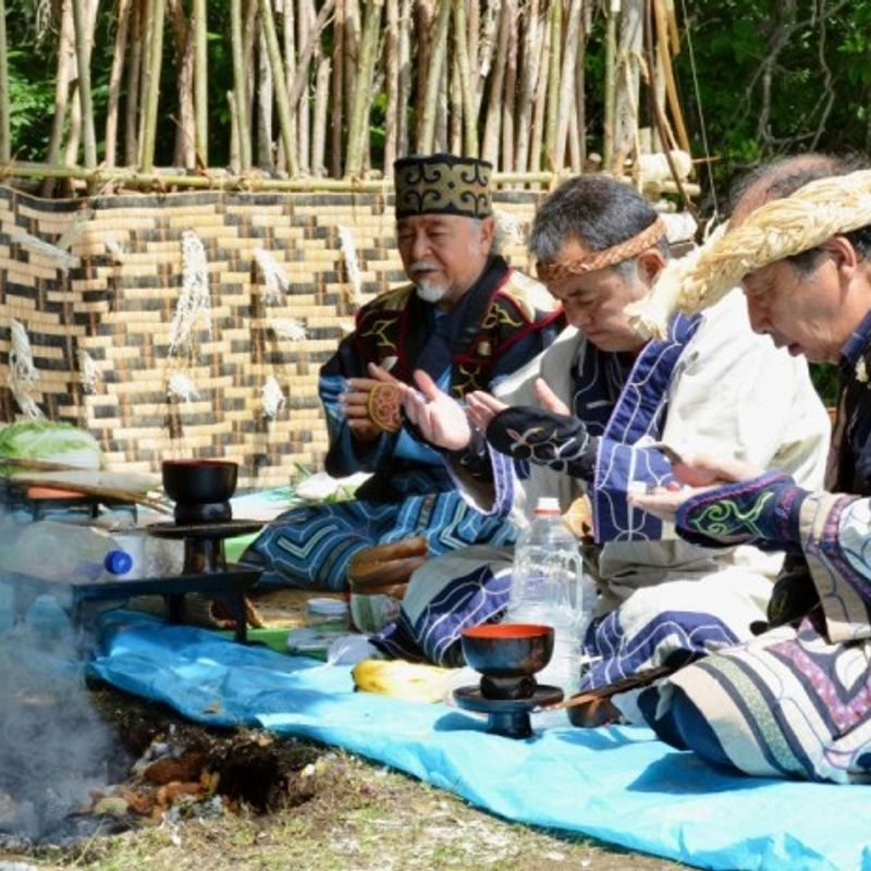 "Japan to stipulate Ainu as ""indigenous people"" in new law: sources photo"