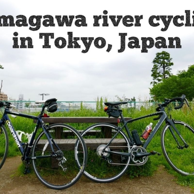 Cycling Recommendation in Tokyo: Along the Tama River (多摩川) photo