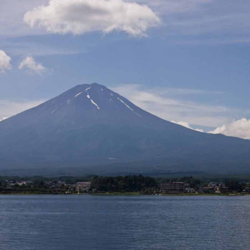Fuji Five Lakes - the most beautiful in the world! photo