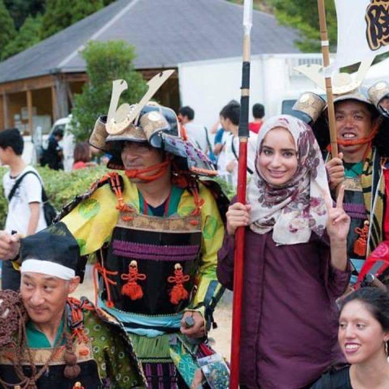 Innoshima Suigun Festival photo