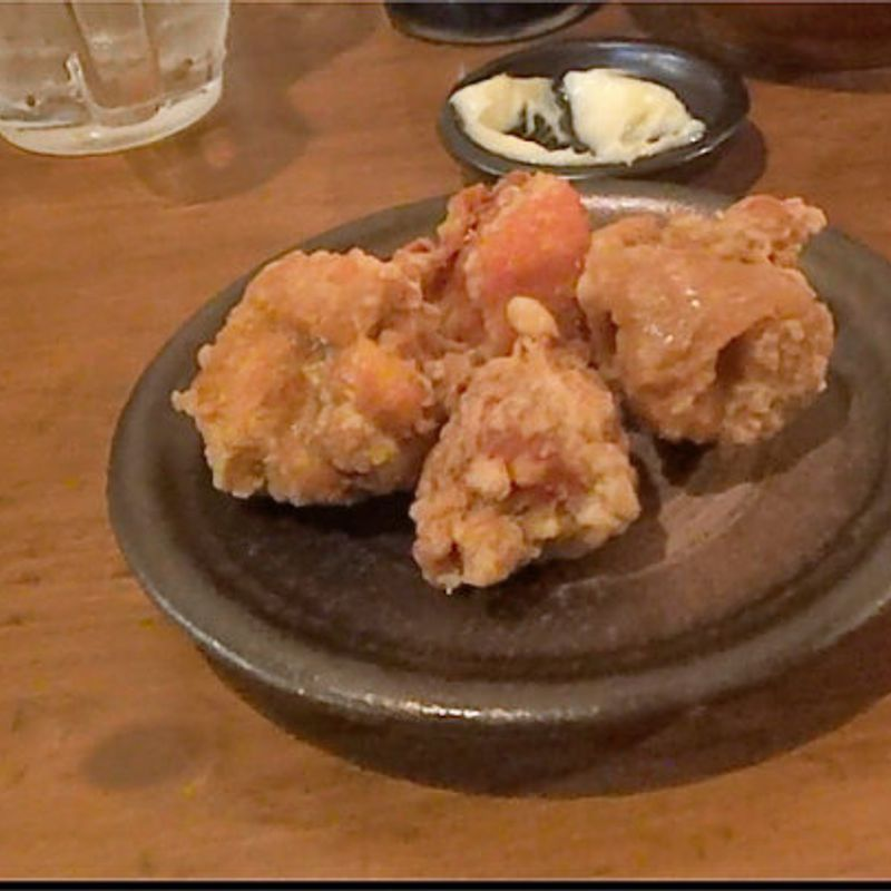 5 YEN All you can eat Chicken photo