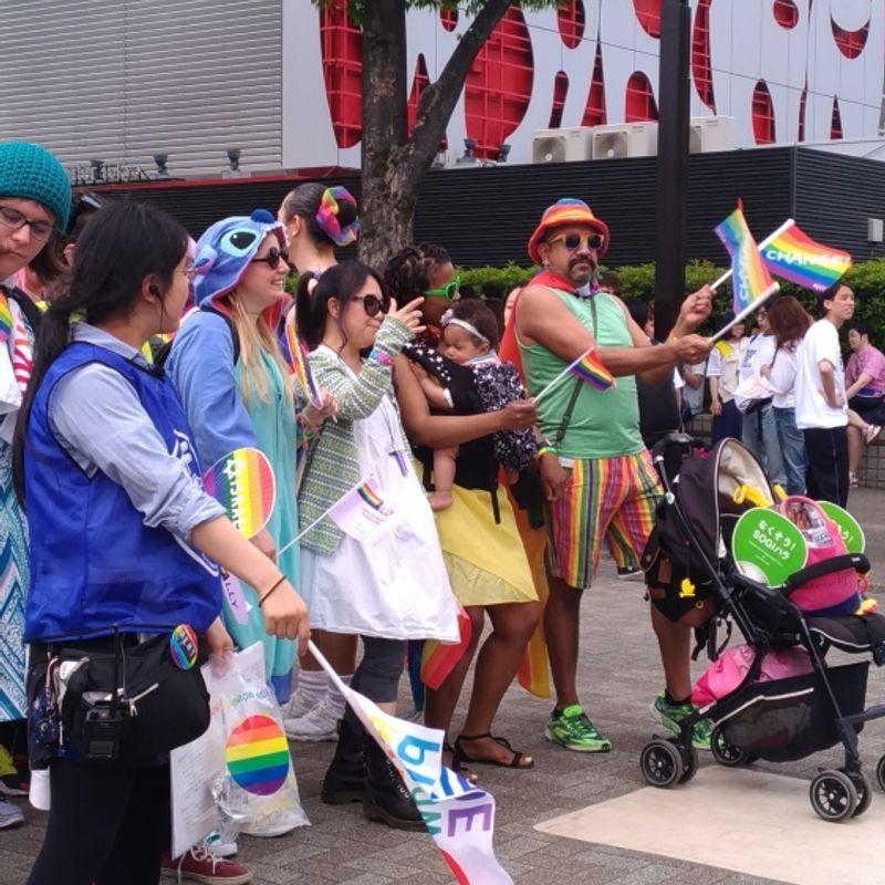 Tokyo Rainbow Pride 2017 photo