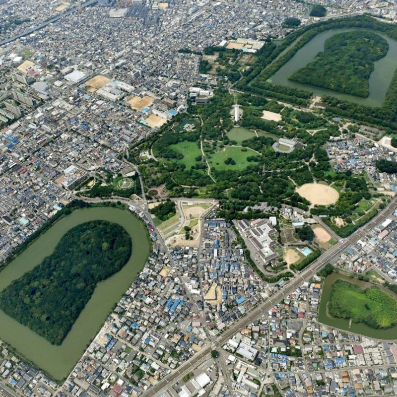 Japan to nominate ancient tombs in Osaka for World Heritage photo