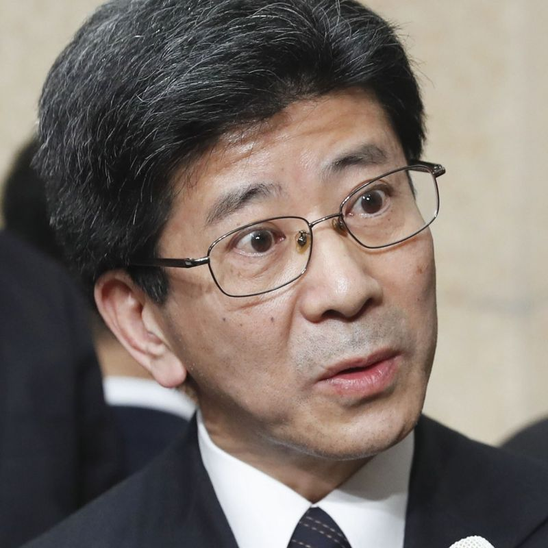 Japan's Finance Ministry admits altering documents linked to Abe scandal photo