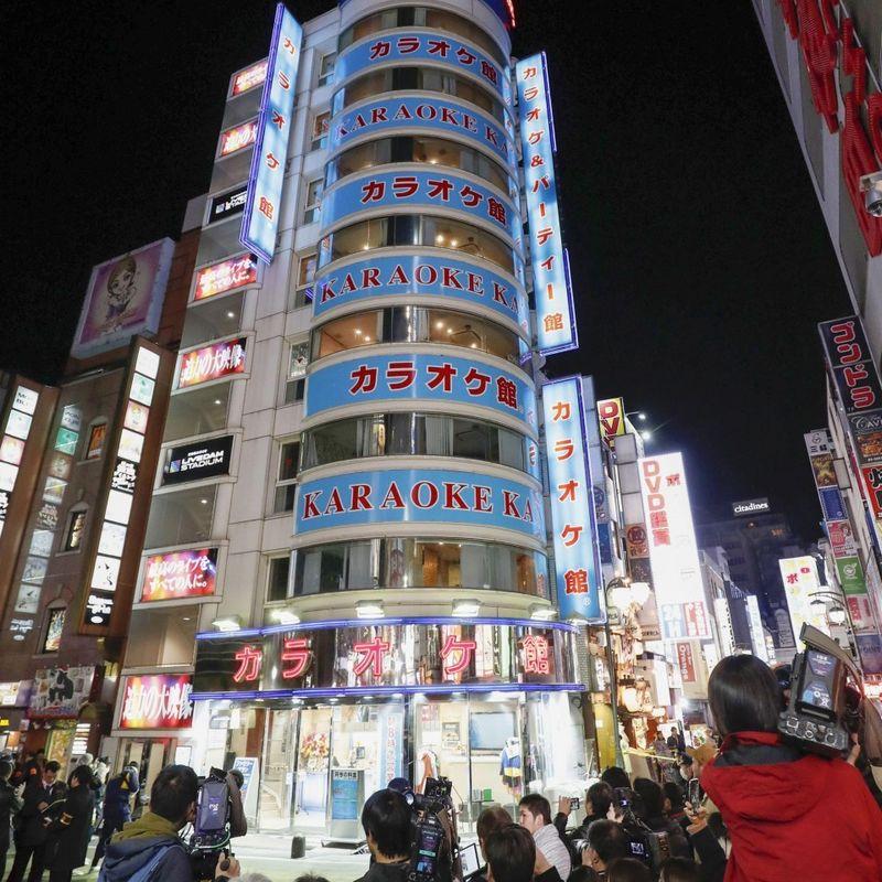 Ex-yakuza gangster shot dead in Tokyo's Kabukicho, suspect at large photo