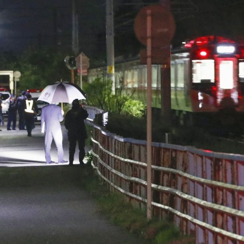 7-year-old girl Tamaki Omomo likely killed hours before being hit by train photo