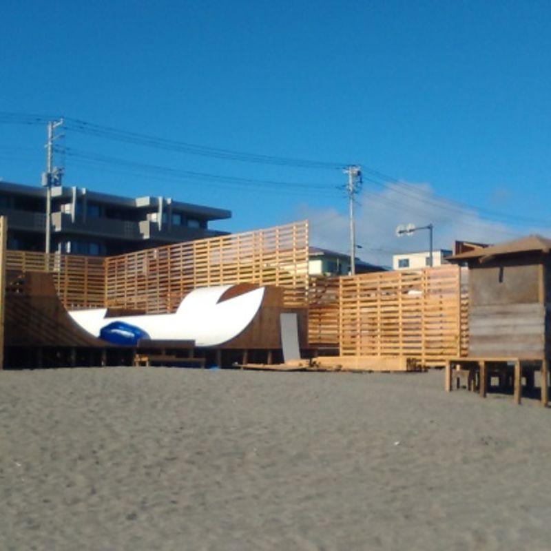 Japan By The Water: family friendly Yuigahama Beach, Kamakura | KANAGAWA photo