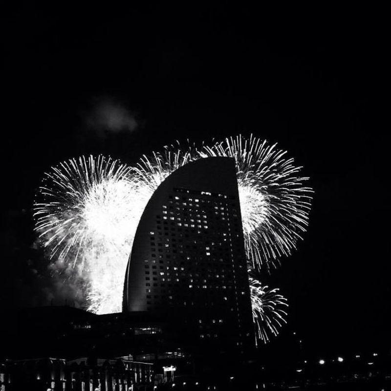 Minato-Mirai 21 Fireworks photo