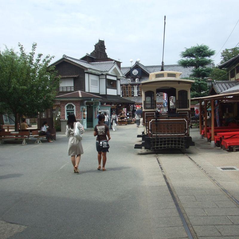 3つの素晴らしい日本の歴史テーマパーク photo