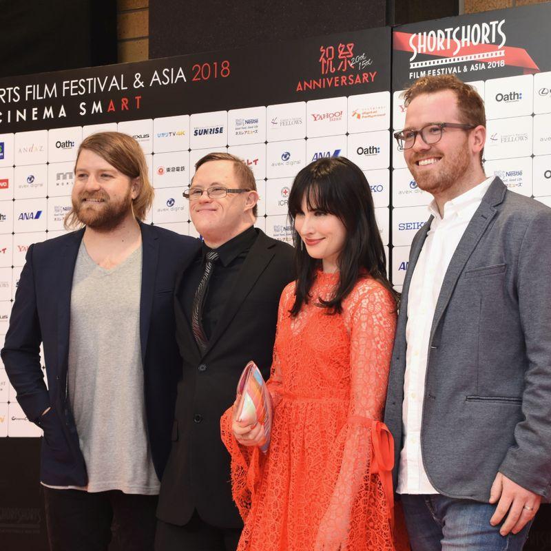 International eyes on Tokyo at short film festival awards photo