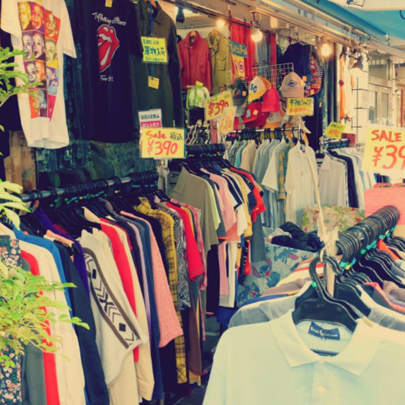 Tokyo Thrift Stores:  How Much Does It Cost To Get Kitted Out in Koenji? photo