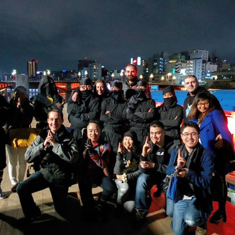 NINJA CRUISE Yakatabune Association photo