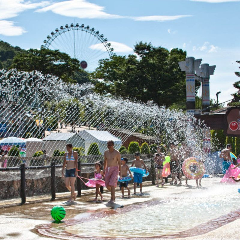 Tokyo Summerland - fun in the sun (and out of it, too!) photo