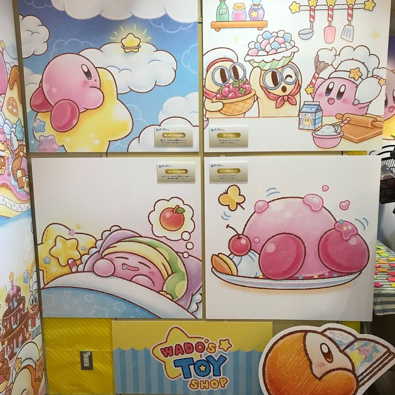Kirby Event at Wado´s Toy Shop photo