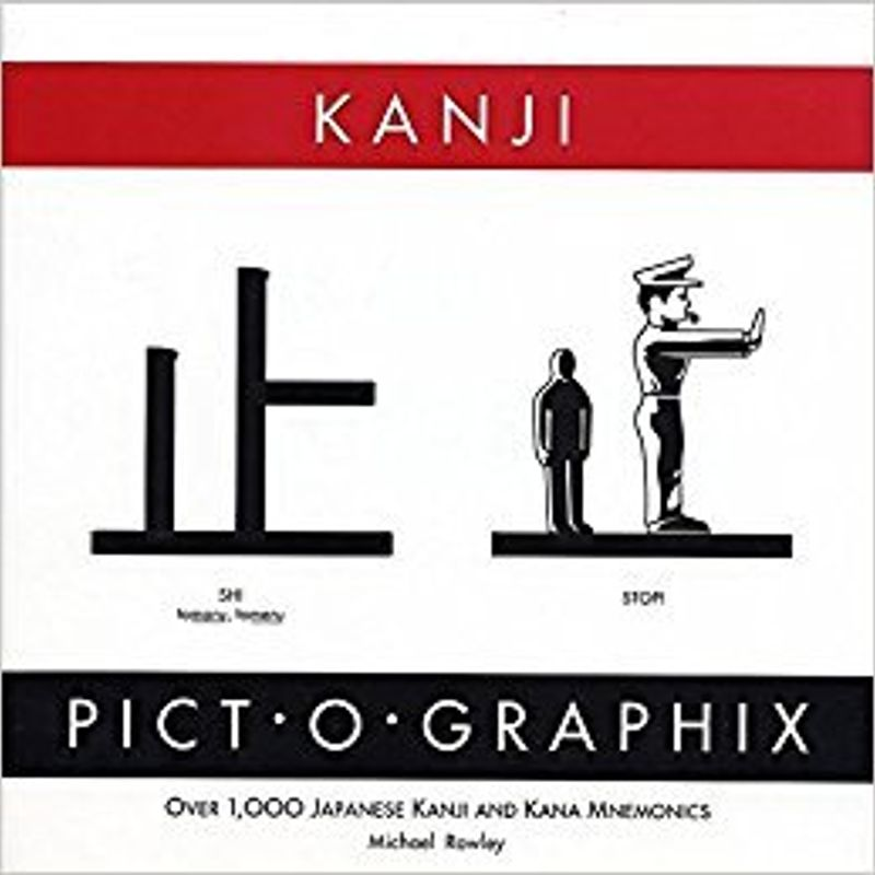 Kanji Pict-O-Graphix by Michael Rowley photo