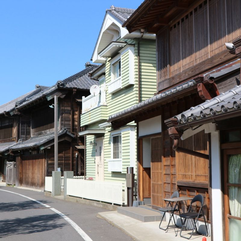 Sawara town, Chiba: Well-preserved Edo but at what expense? photo