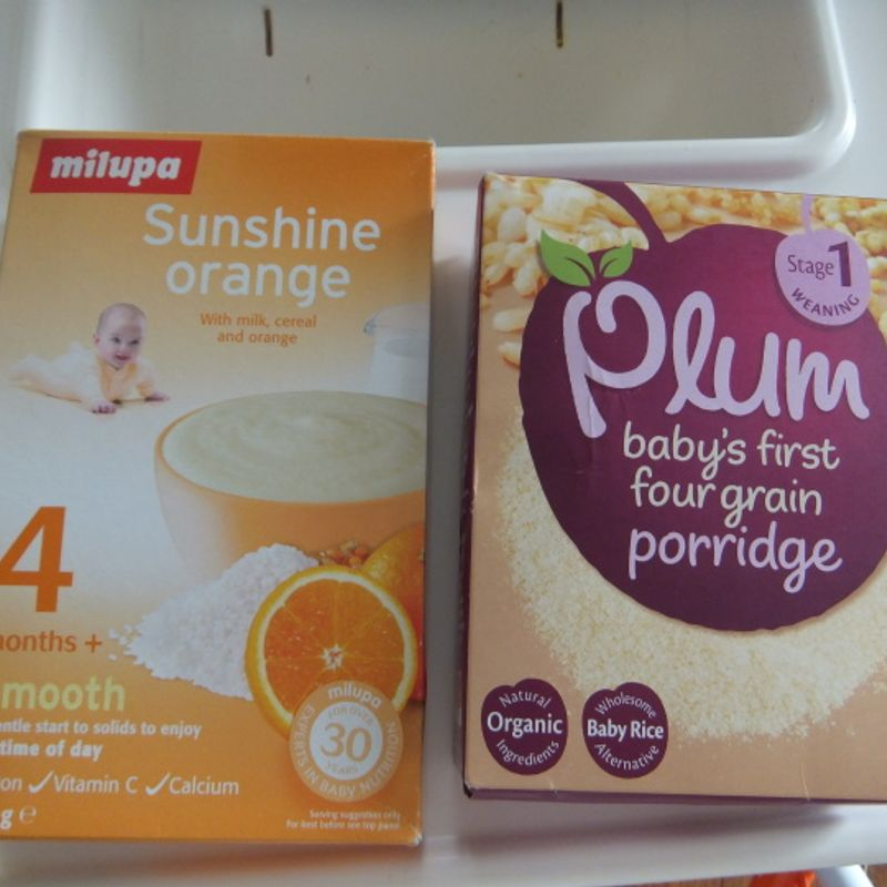 Baby's First Food: Japan Versus the West! photo