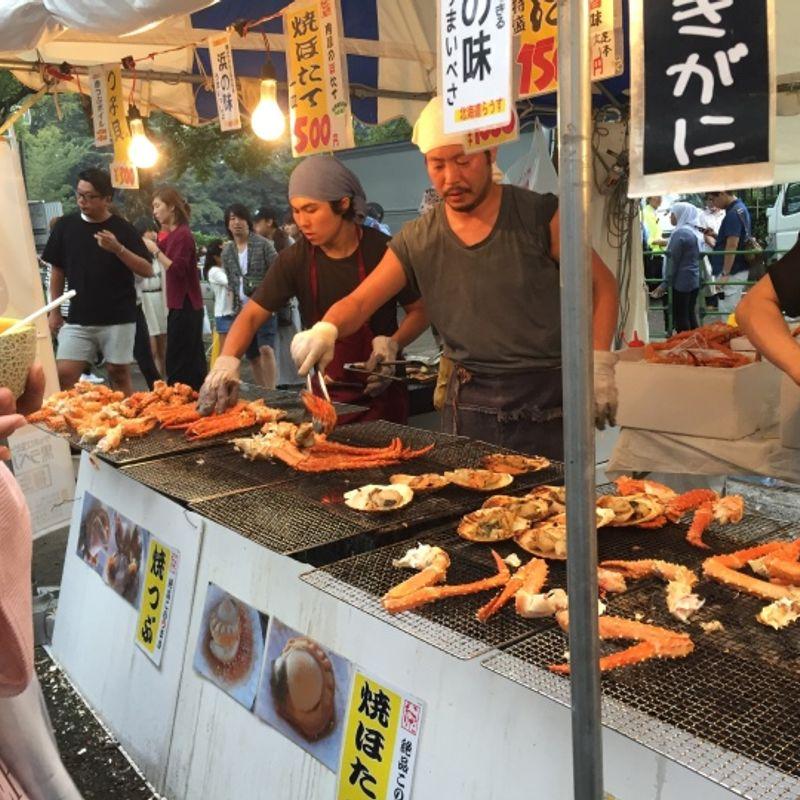 Hokkaido Food Festival 2016 (09/29-10/02) photo
