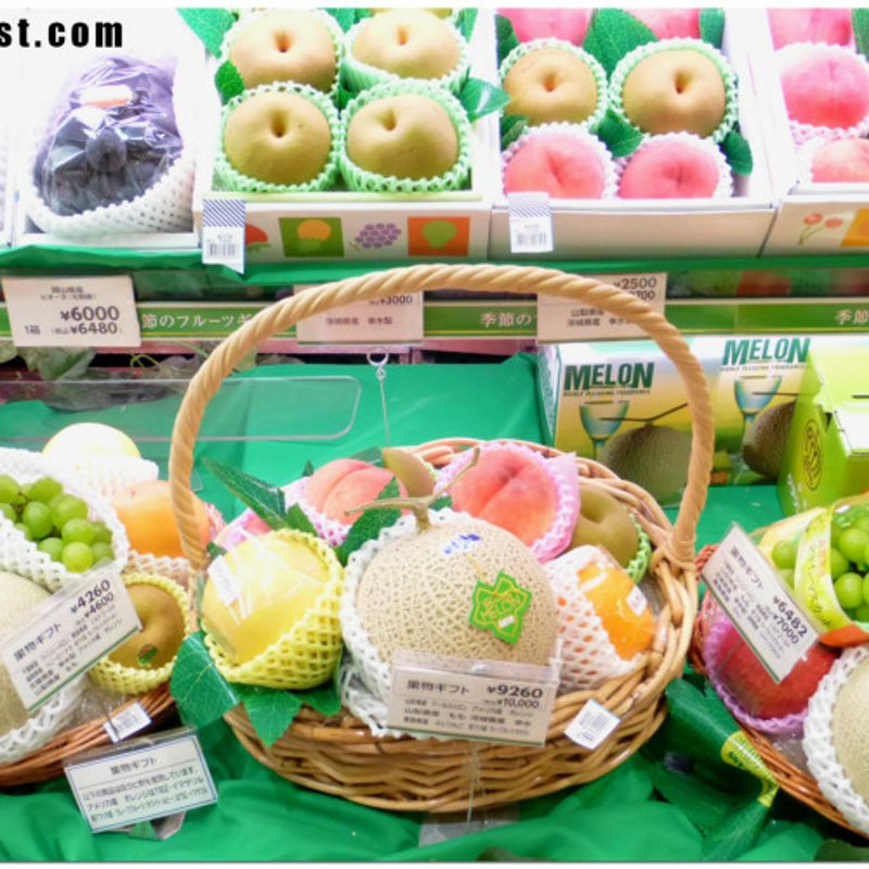What did you spend 20,000 yen on a mango for?!  Expensive Fruit In Japan photo