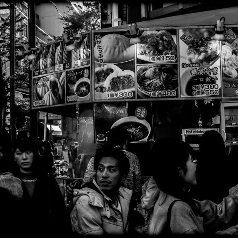 Visiting Yokohama Chinatown photo