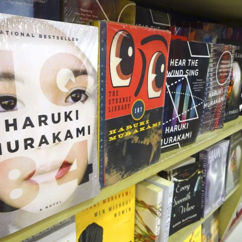 Japanese novelist Haruki Murakami to host radio show photo