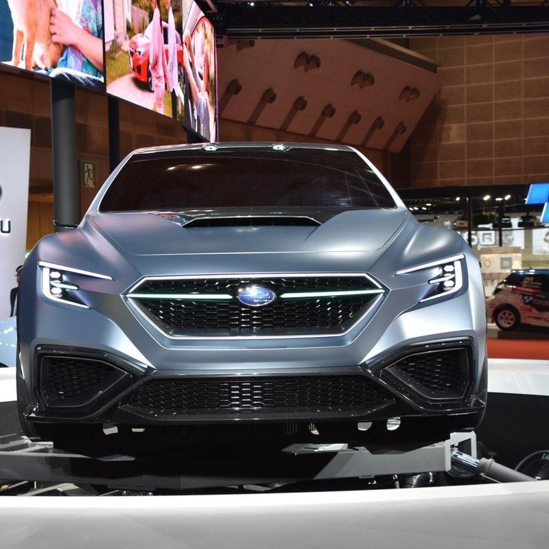 Cars & kit of Tokyo Motor Show 2017: Reimagining the wheel photo