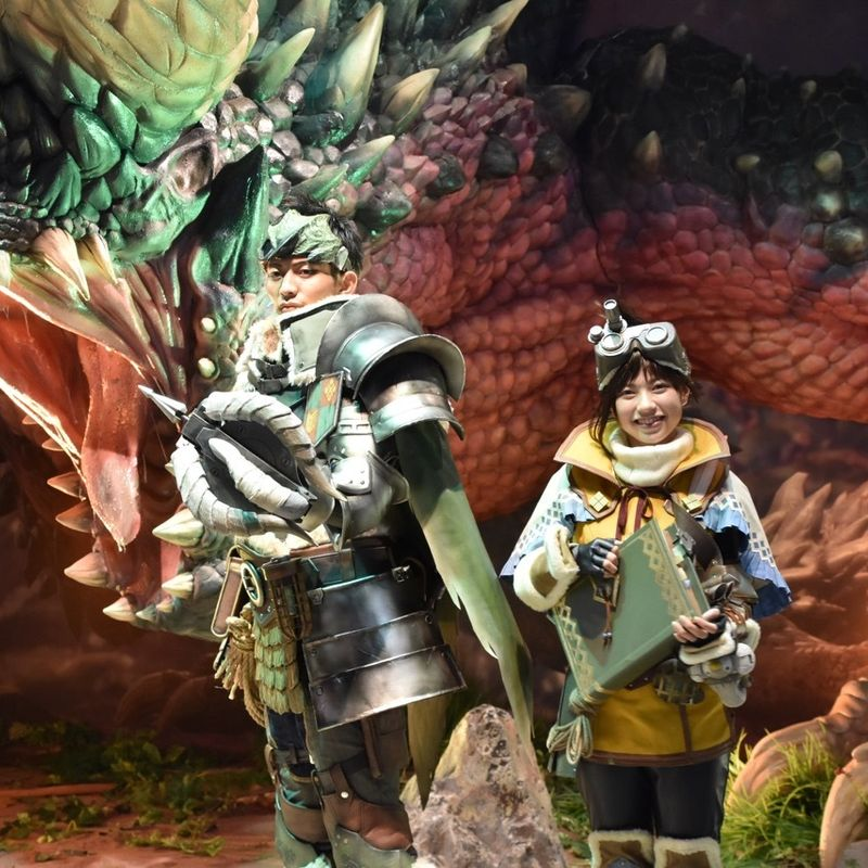 Tokyo Game Show 2017 images: booths, VR, cosplay, gameplay & more photo