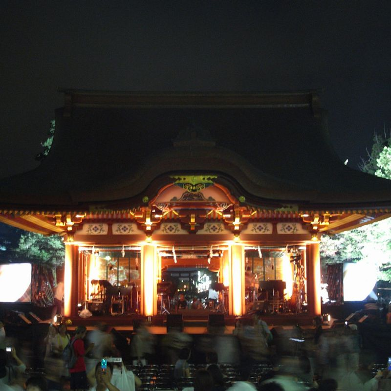 The most popular shrines in Japan at New Year (for hatsumode) photo