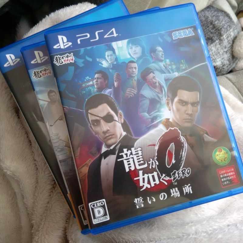 Virtual Japan: Yakuza the Video Game photo