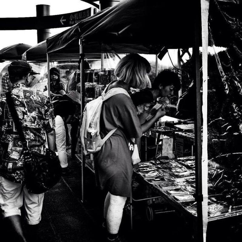 Nissan Stadium Flea Market photo