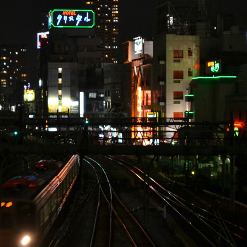 Survey Results Reveal Yamanote Line's Best/Worst Stations For Atmosphere photo
