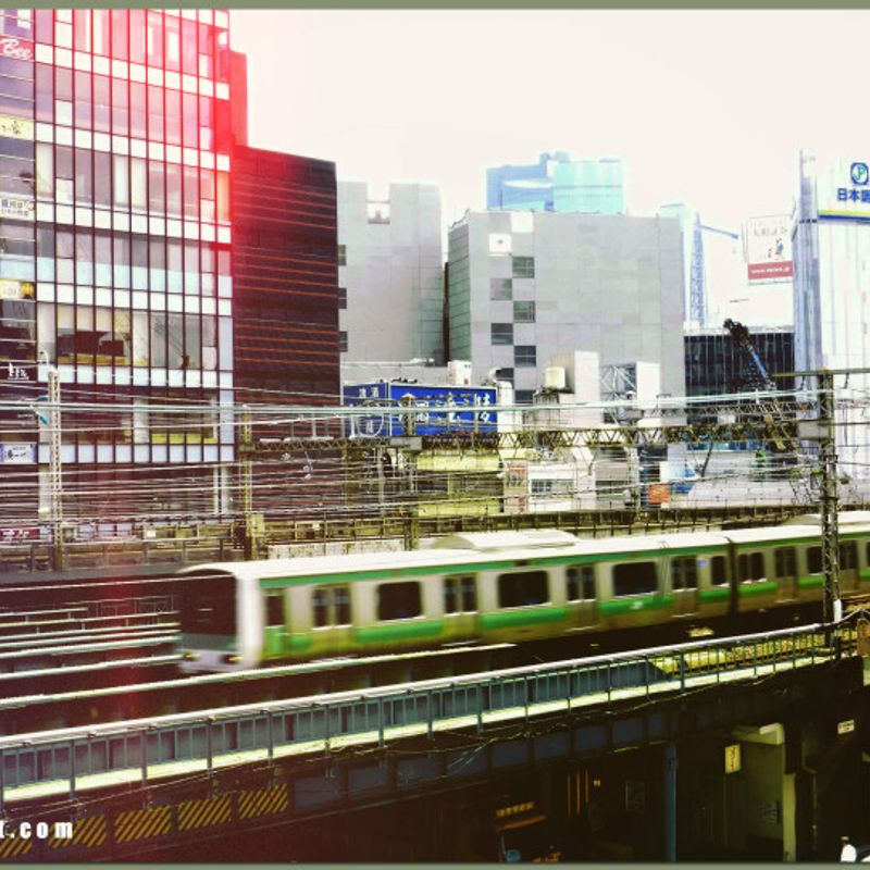 What's The Cost of a Day's Train Travel in Tokyo? (JR) photo