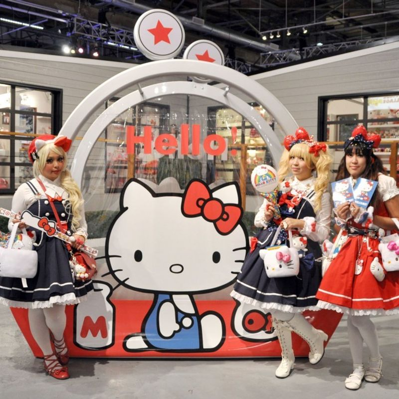 Hello Kitty to make Hollywood debut in Warner Bros. film photo