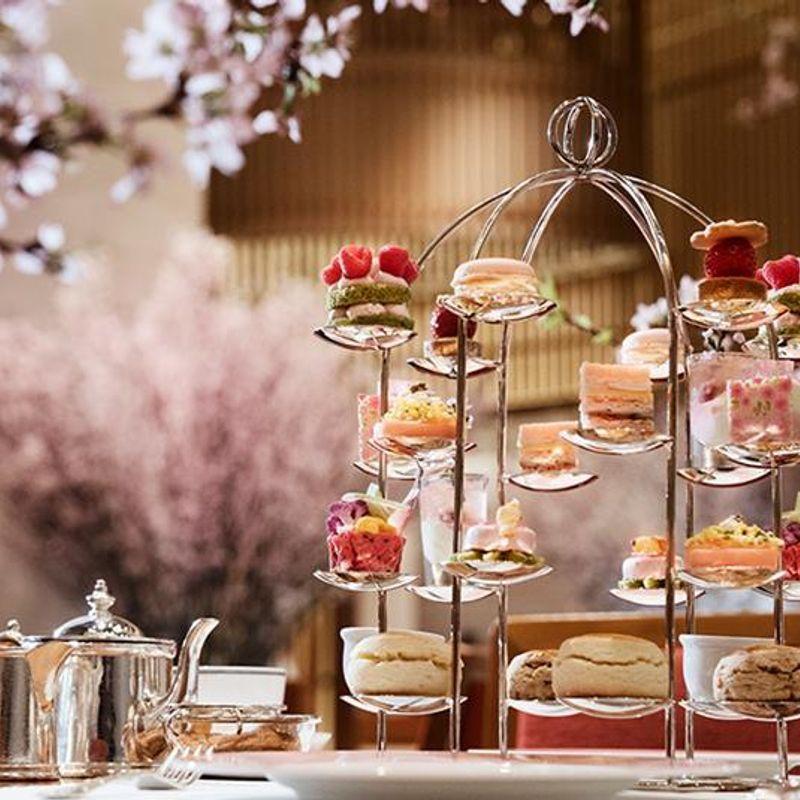 Seasonal ways to enjoy tea this spring! photo