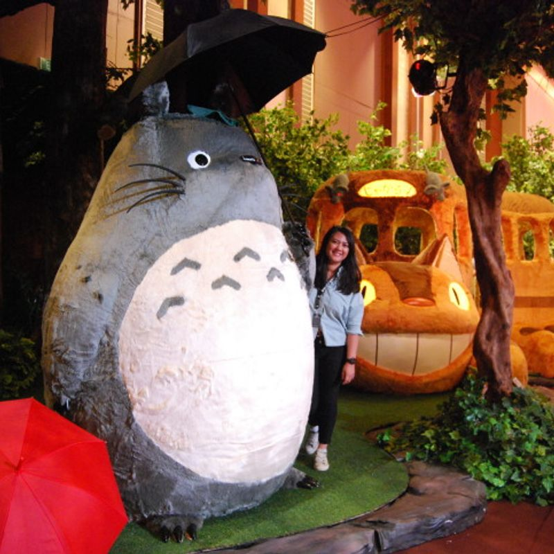 Indonesians enjoy world of Studio Ghibli photo