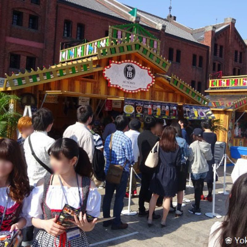 Golden Week: Let's go to some events!