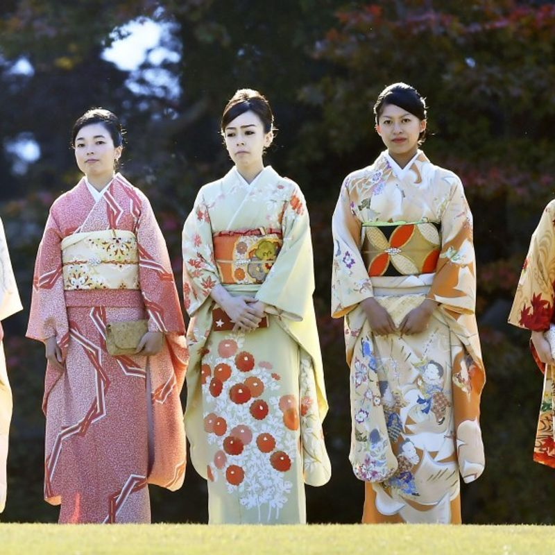 Female imperial family members to be barred from key succession rite photo