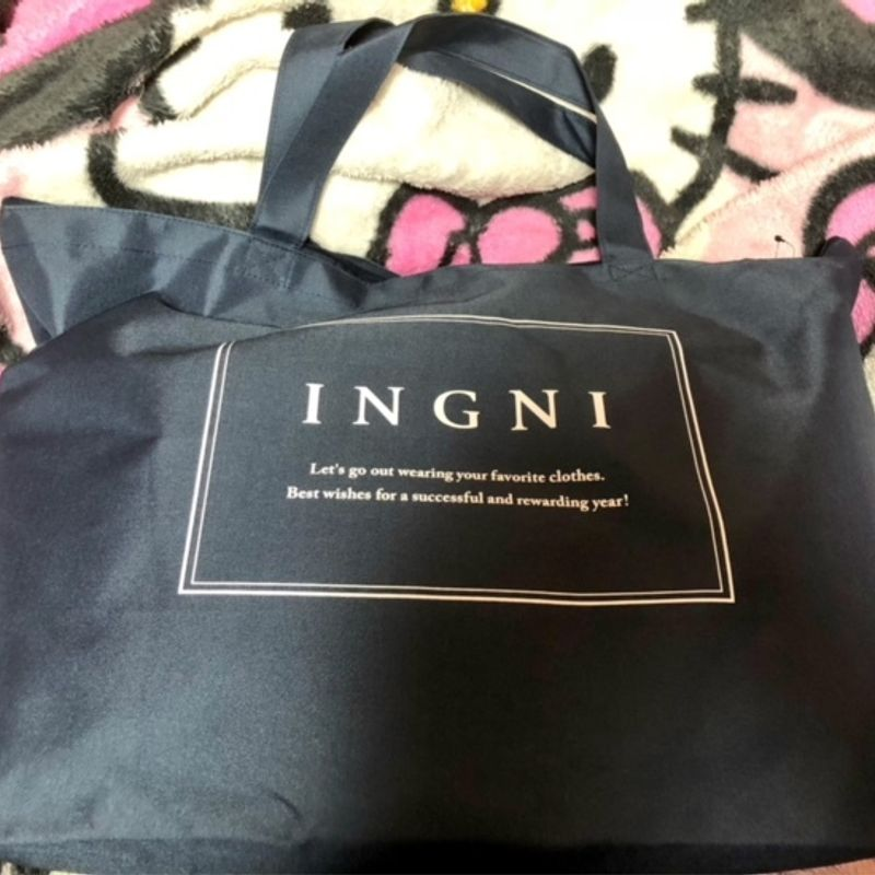 Ingni lucky bag photo