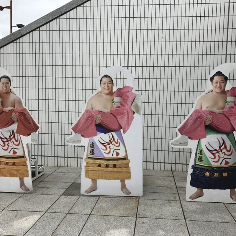 Sumo: Wrestlers doing little big things for Tokyo 2020 success photo