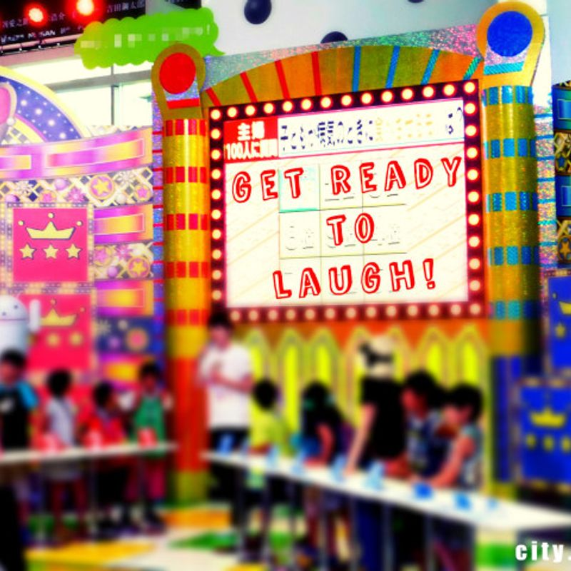No Japanese Required!  Comedy You Can 'Get' In Japan photo