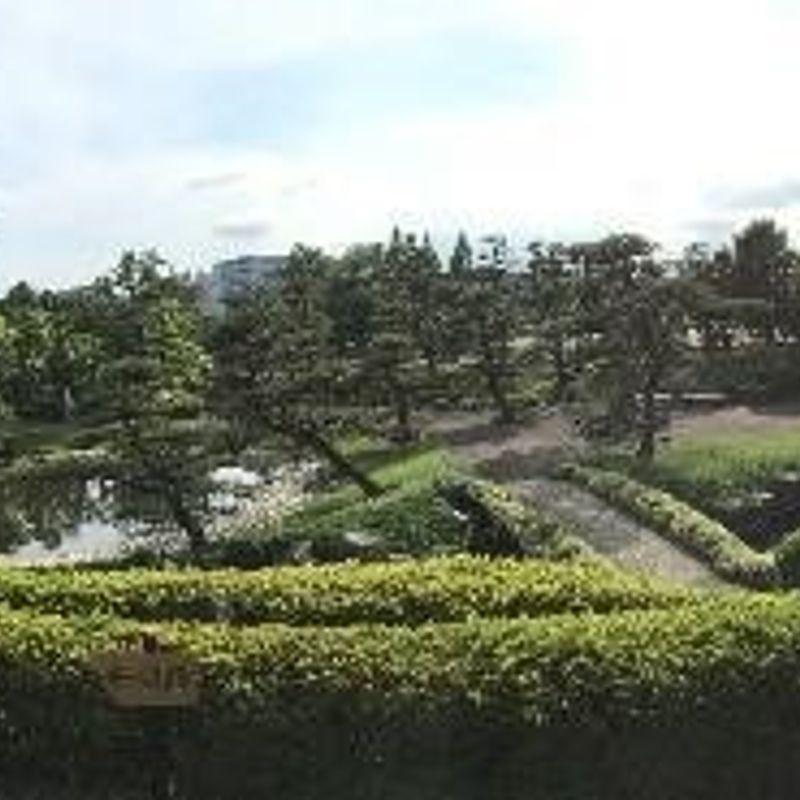 紅葉山庭園 photo