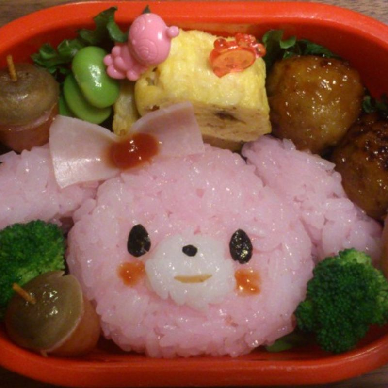 School Lunches in Japan photo