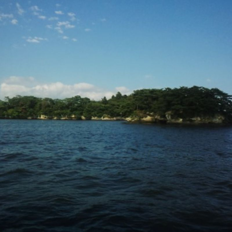 Summer Time, Ferry Time! The Shiogama-Matsushima Route! photo