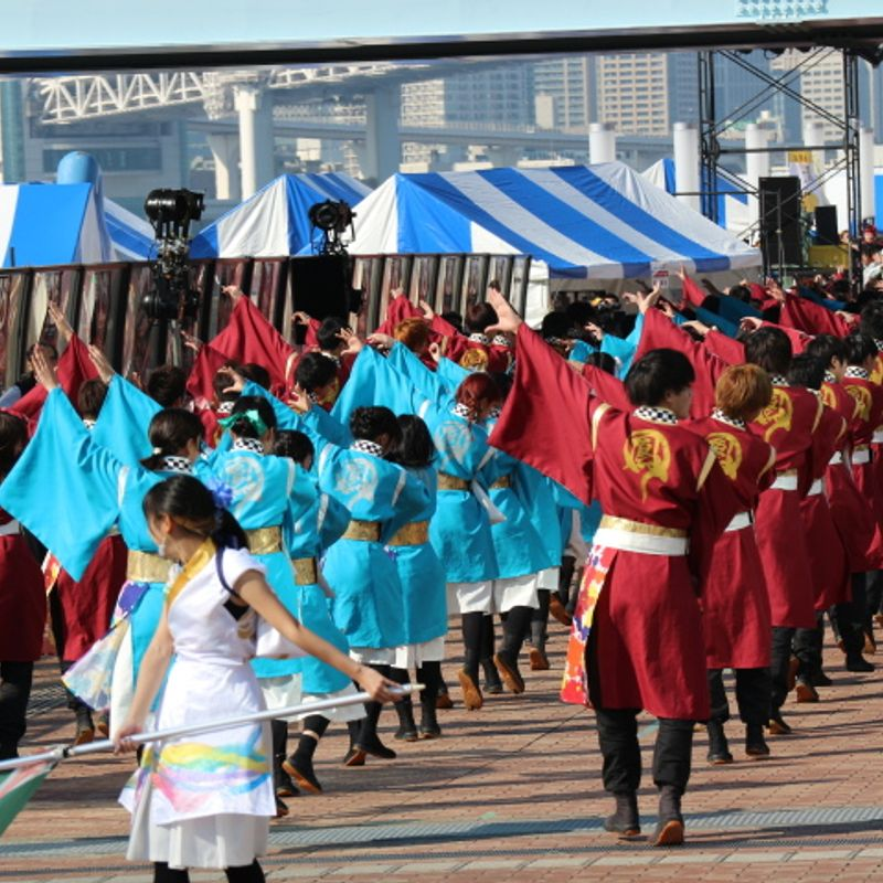 Dream Yosakoi Festival Tokyo wraps up for 2016 (image gallery) photo